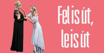 Georges Feydeau: Fel is út, le is út!